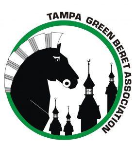 Tampa Bay Green Beret Association logo 2